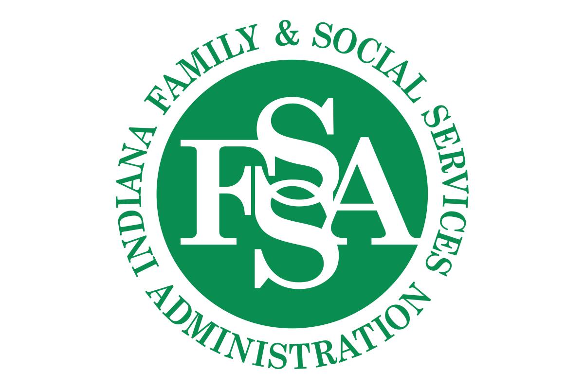 Indiana FSSA Logo
