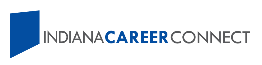 Image of the Indiana Career Connect logo